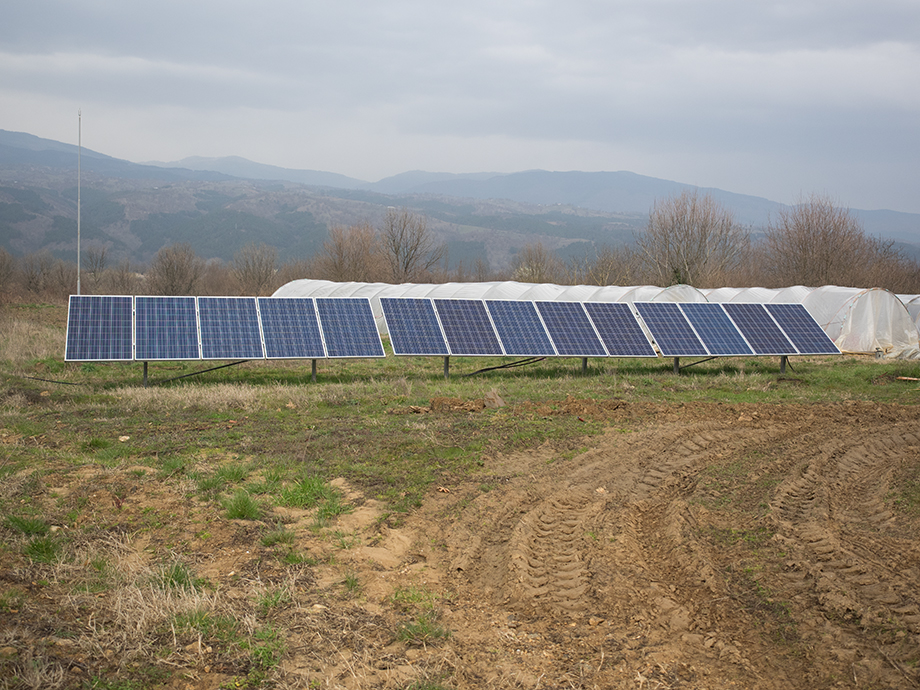 8 kW автономна система