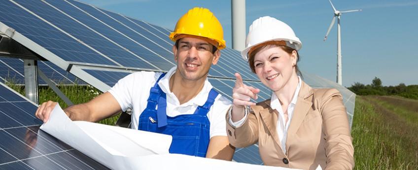 Поддръжка на фотоволтаични паркове
