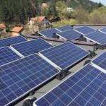 10 kWp мрежова система свързана към ЧЕЗ