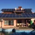 соларен покрив